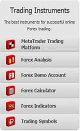 Insta Forex Trading Instruments