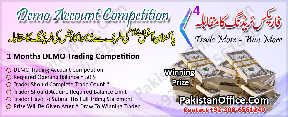 Win Free Cash Prize With Demo Trading