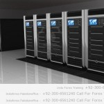 Trading servers of InstaForex company